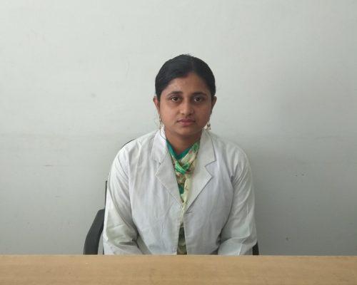 Dr. Piya Chadhury, MBBS, Lecturer