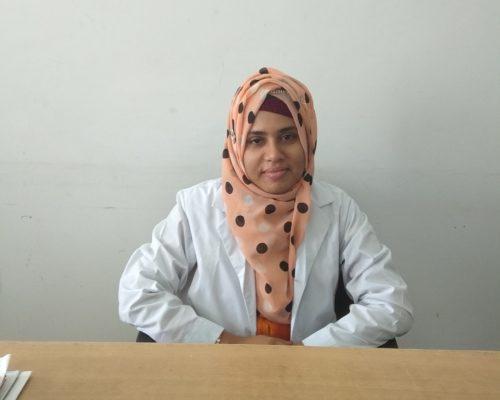 Dr. Sharmin Akter-MBBS, Lecturer