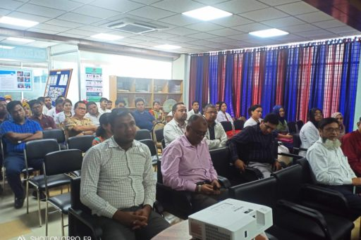 Seminar on the lepra reactions in rangpur region organized at MEU & RC in RCMC (16)