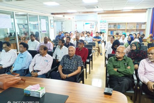 Seminar on the lepra reactions in rangpur region organized at MEU & RC in RCMC (8)