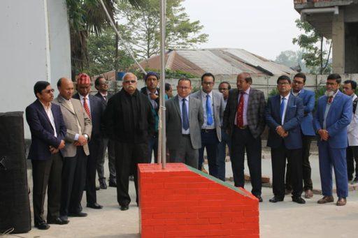 The inauguration of Mujib-borsha 05