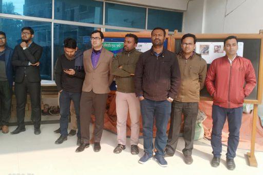 The inauguration of Mujib-borsha 06