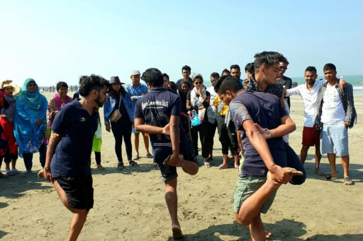 RCMC 10th Batch at Saint Martin's island (10)