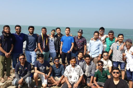 RCMC 10th Batch at Saint Martin's island (11)