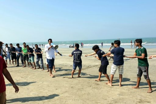 RCMC 10th Batch at Saint Martin's island (15)