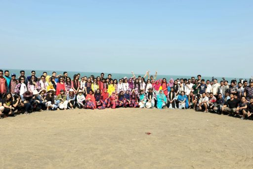 RCMC 10th Batch at Saint Martin's island (2)