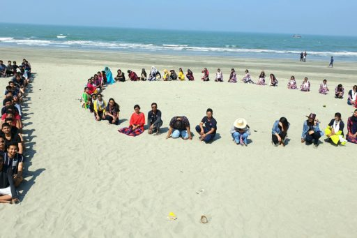 RCMC 10th Batch at Saint Martin's island (3)
