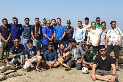 RCMC 10th Batch at Saint Martin's island (7)