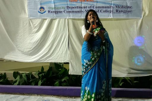 RCMC 10th Batch's performing at Saint Martin's island (3)