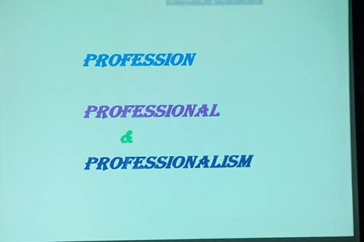 Seminar on Medical Professionalism conducted by Prof. Dr. Abdur Rahim, Biochemistry Department of RCMC (1)
