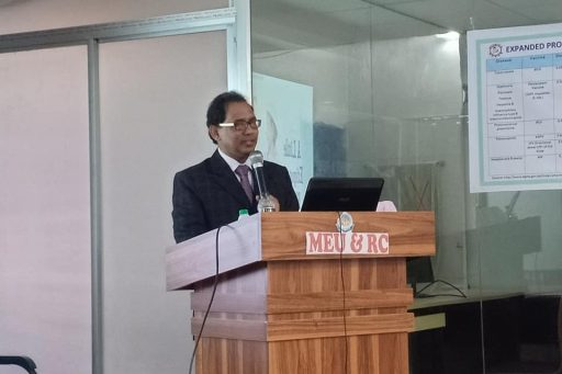 Seminar on Medical Professionalism conducted by Prof. Dr. Abdur Rahim, Biochemistry Department of RCMC (9)