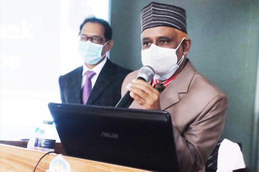 Seminar on Medical Professionalism enlightened by Prof. Dr. Shamsuzzaman, Principal of RCMC (20)