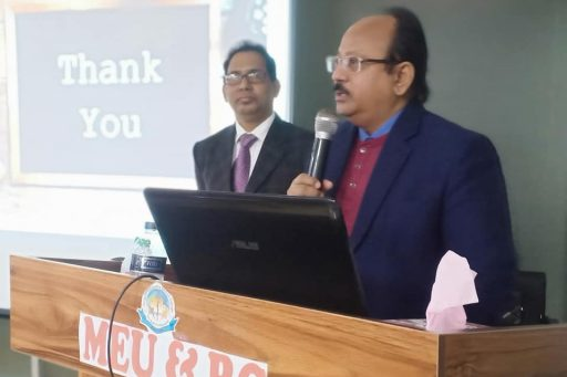 Seminar on Medical Professionalism organised with the support of Prof. Dr. Syed Mamun, Forensic Medicine Department of RCMC (23)