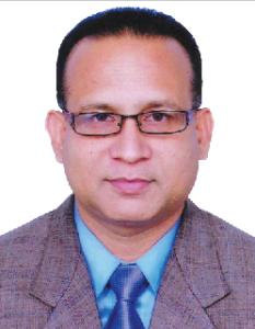 Deputy Managing Director Asraful Alam Alamin
