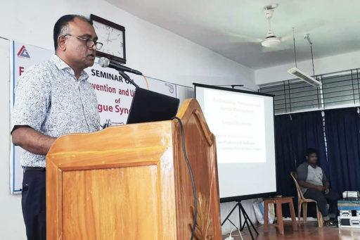 Presentation of Dr. Md. Golam Yusuf