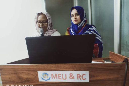 Principal of RCMC spoke on Blood culture