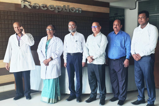 Our honourable Professor Dr Masum Habib, Vice-Chancellor of Rajshahi Medical University, met with all teachers from every level of our medical college following the pre-scheduled time at Rangpur Community Medical College.