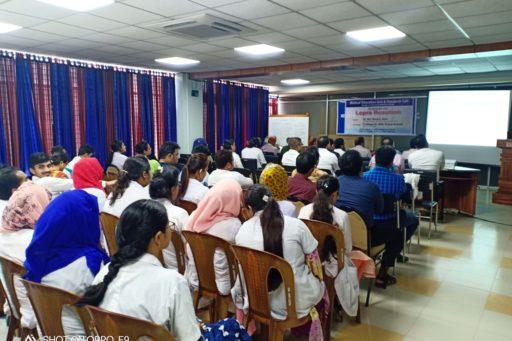 Seminar on the lepra reactions in rangpur region organized at MEU & RC in RCMC (12)