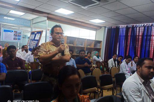 Seminar on the lepra reactions in rangpur region organized at MEU & RC in RCMC (17)