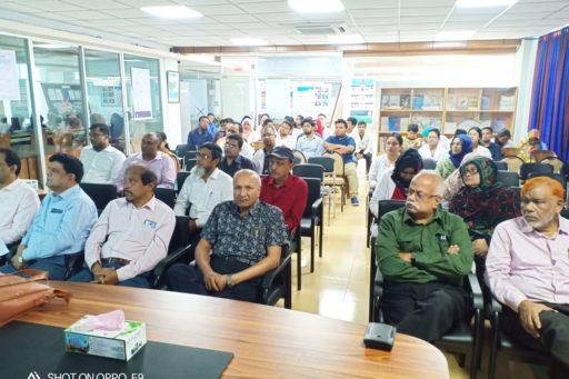 Seminar on the lepra reactions in rangpur region organized at MEU & RC in RCMC (7)