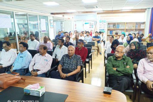 Seminar on the lepra reactions in rangpur region organized at MEU & RC in RCMC (8)