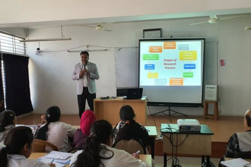 A Seminar on Residential Field Site Training (RFST) presented by Assit. Prof. Dr. Shah Ahasanul Imran, Dept. of Comm. Med.