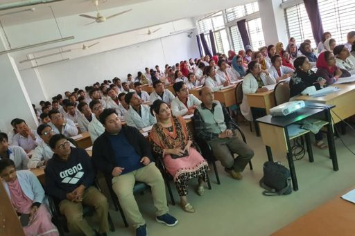 A Seminar on Residential Field Site Training (RFST) presented by Assit. Prof. Dr. Shah Ahasanul Imran, Dept. of Comm. Med. (01)