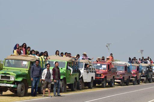 Cox's Bazar to Teknaf Marine-Drive is the world's longest
