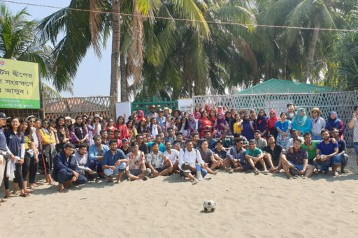 RCMC 10th Batch at Saint Martin's island (18)