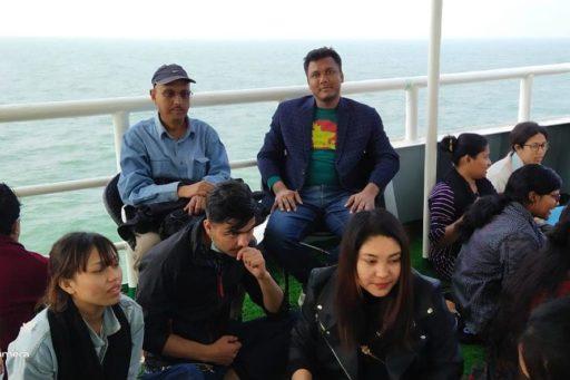 Study Tour Cox's Bazar to Saint martin's Island (1)