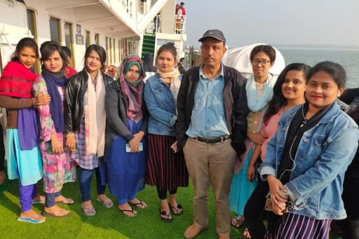 Study Tour Cox's Bazar to Saint martin's Island (3)