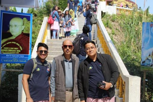 The Study Tour of 10th Batch of RCMC&H-2020 (21)