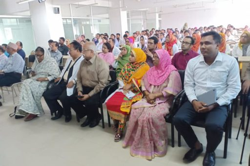 The Seminar on corona virus outbreak at Lecture Hall in RCMC Academic Building (17)